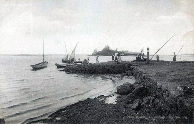 Mahebourg - Regattas Point - 1920s