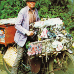 Tradition: The Mobile Slippers Seller – Marchand Savates Dodo – 1970s