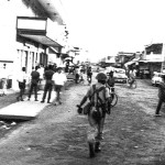 Port Louis – Rioting against Independence at the General Elections of 1967
