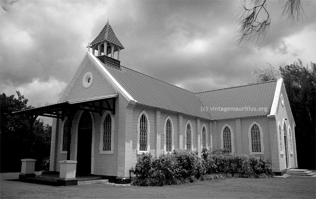 Moka-St-Marys-Chapel