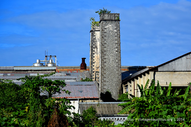 Mon Desert Mon Tresor Old Sugar Mill Chimney