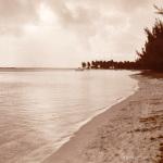 Mont Choisy Beach – 1960s