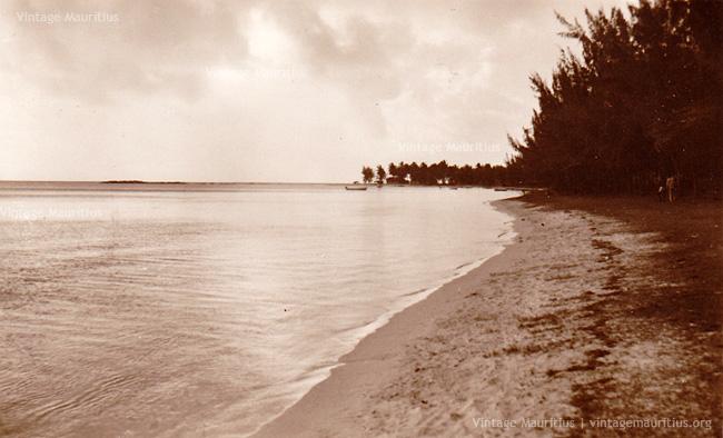 Mont Choisy Public Beach - 1960s