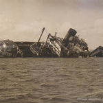 Port Louis – Shipwreck of the Cargo Ship SS Tayeb – 1972