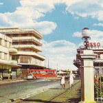 Curepipe Town Centre around 1970s