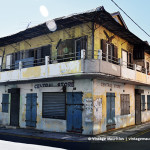 Port Louis - Old House - Mauritius - Dauphine Street