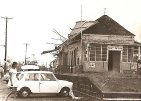 Old Vacoas Post Office, ex Railway Station