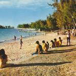 Pereybere Beach in 1981