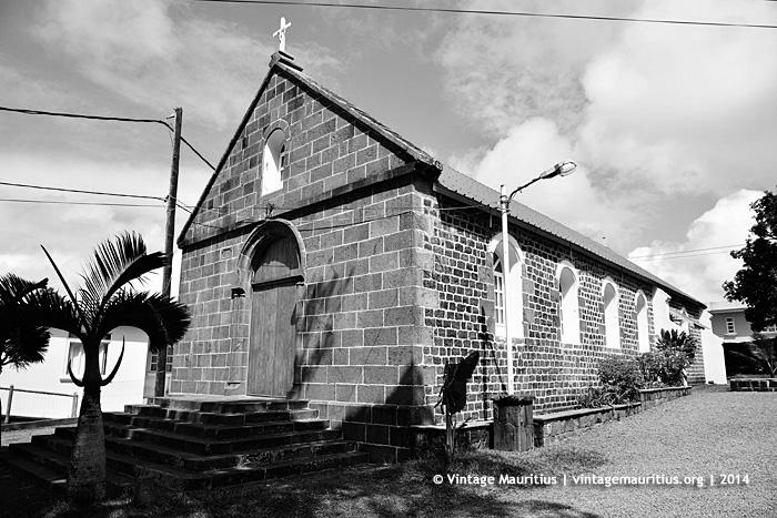 Petite Julie St Clou Church