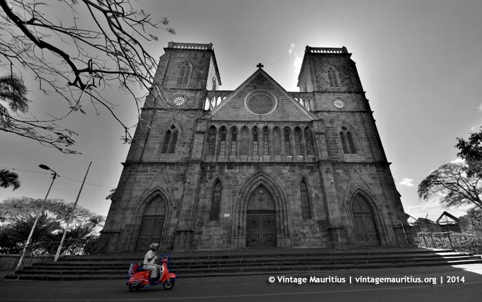 Plaine Verte - St Francois Xavier Church - Mauritius