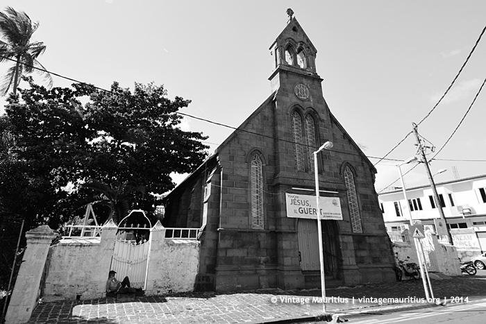 Plaine Verte - St Paul's Church - Mauritius - Constructed: 1870