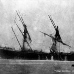 Pointe D'Esny – Ship Wreck of the Dalblair – 1902