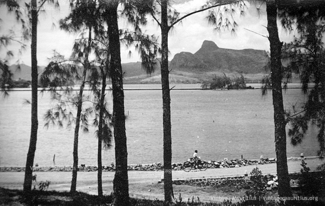 Pointe D'Esny / Pointe Jerome - Old Mauritius & Lion Mountain - 1960s