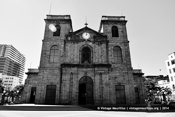 Port Louis - Cathedrale St Louis - Catholic Church - 2014