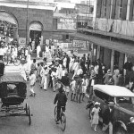 Port Louis – The Central Market Entrance – 1938