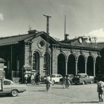 Port Louis – The Central Post Office – 1965