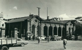 Port Louis - Central Post Office - 1960s