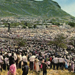 Port Louis – Crowd of the Champ de Mars – 1970s
