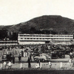 Port Louis – The Crowd at the Races – 1940/50s