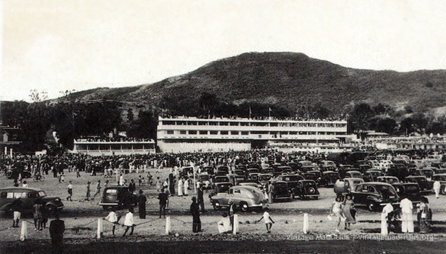 Port Louis - Champ de Mars - The Races - 1940/50s
