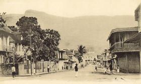 Port Louis - Desforges (SSR) Street - 1911