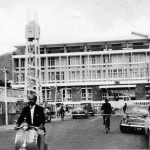 Port Louis – The Town Hall Viewed from Desforges (SSR) Street – 1960s