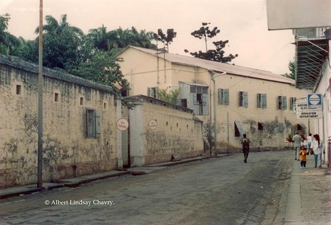 Port Louis Ferrier Street SBM IBL
