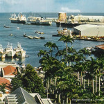 Port Louis Harbour and Waterfront – 1970s
