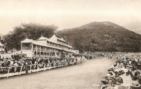 Port Louis - Horse Racing Day - Champ de Mars - 1910s