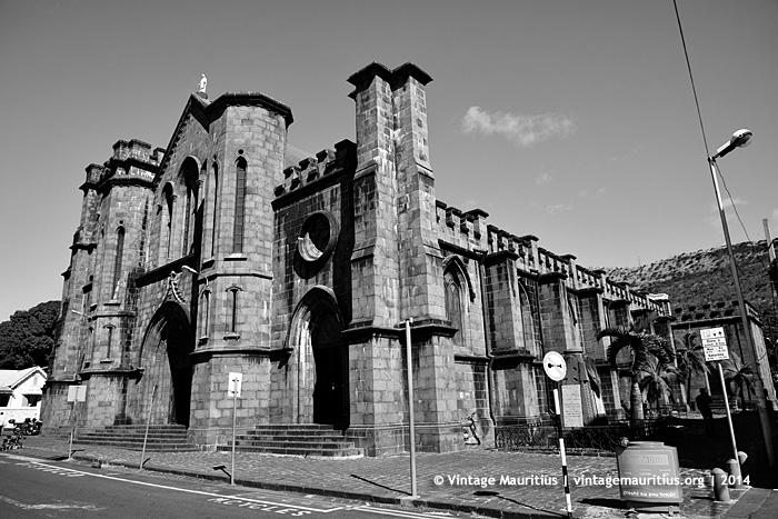 Port Louis - Immacule Conception Church