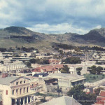 Port Louis – Jules Koenig – Pope Henessy Street – Old Buildings – 1970s