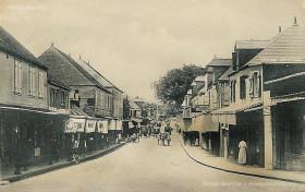 Port Louis - La Chaussee - 1890s - Far West - Mauritius