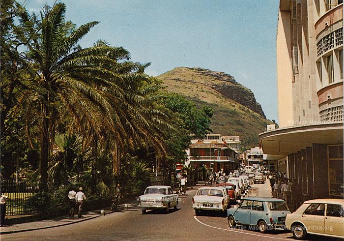 Port Louis - La Chaussée - 1970s