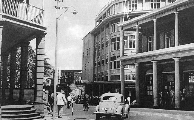 Port Louis - La Chaussée - 1960s