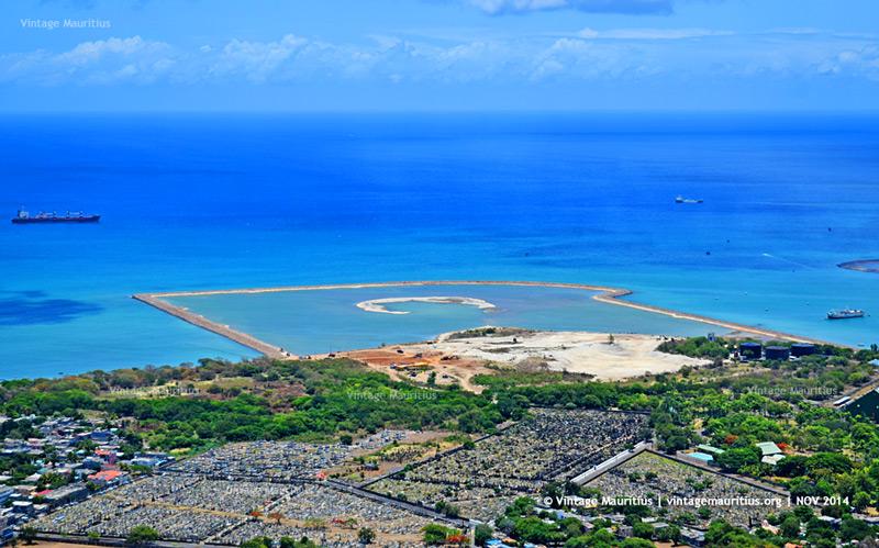 Port Louis - Les Salines - Ilot Barkly Island - Nov 2014