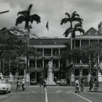 Port Louis – Place D'Armes and the Government House – 1960s/70s