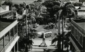 Port Louis - Place D'Armes - Govt House - 1960s