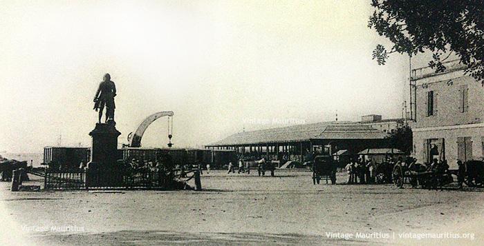 Port Louis - Place D'Armes - Labourdonnais Square - Albion Docks - 1900s
