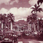 Port Louis – Place D'Armes and Morris Minors – 1965