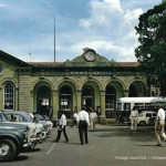 The Port Louis Central Post Office – 1960s