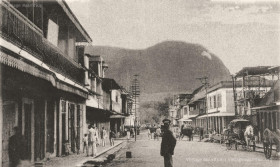 Port Louis - Colonial days - Royal Street - 1923