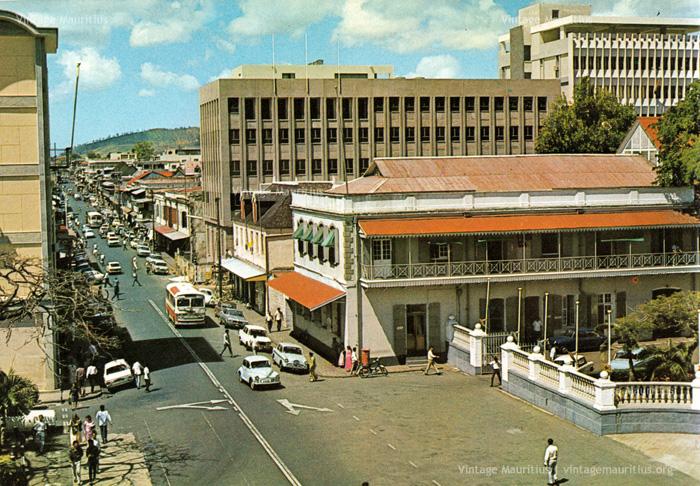 Port Louis - Royal Street - 1970s