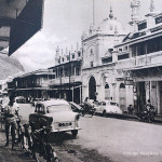 Port Louis – Royal Street and the Jummah Mosque – 1960s