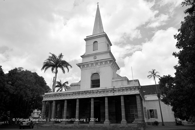 Port Louis St James Cathedrale