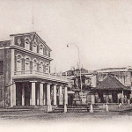 Port Louis – The Municipal Theatre during the Colonial Times – 1905