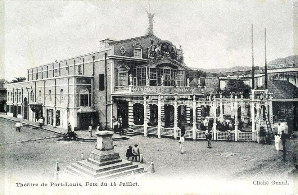 Port Louis Theatre