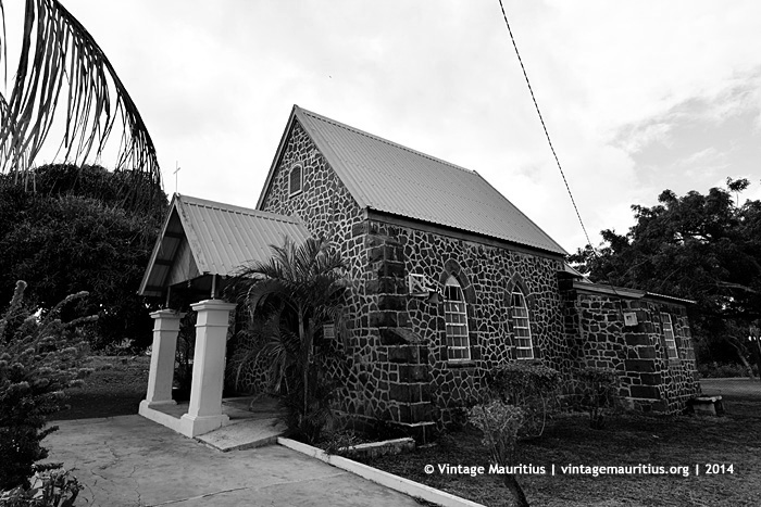 Poudre D'Or - Old Church/Chapel -  Mauritius - St Geran
