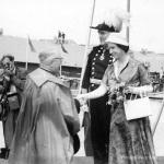 HRH Princess Margaret Visits Mauritius – 1956