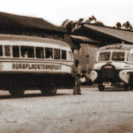 Quartier Militaire Bus Stand with Moka Flacq Buses