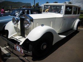 Rolls Royce Mauritius